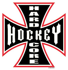 PureSport Hockey T-Shirt: Hardcore Hockey