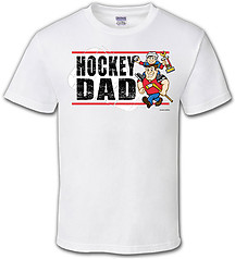 PureSport Hockey T-Shirt: Hockey Dad