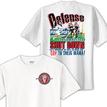 Lacrosse T-Shirt: Defense Lacrosse