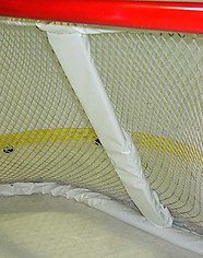 Hockey Goal Diagonal Bar Pad