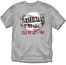 Baseball T-Shirt: Hobby Baseball - Youth