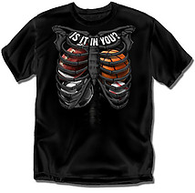 Youth Multi Sport T-Shirt: Ribs Equipment