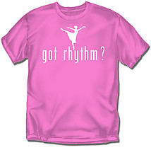 Youth Dance T-Shirt: Got Rhythm?