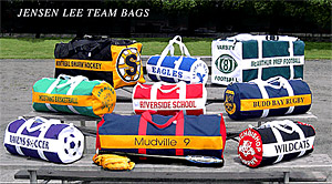 Team Equipment Bags