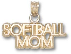 Softball Mom Pendant
