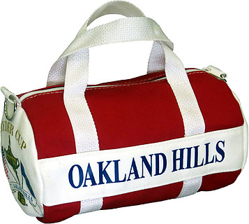 Canvas Custom Small Duffle Bag (11
