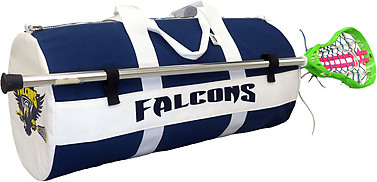 Canvas Custom Lacrosse Team Equipment Bag (15