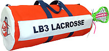 Canvas Custom Lacrosse Team Equipment Bag with Sleeve (13