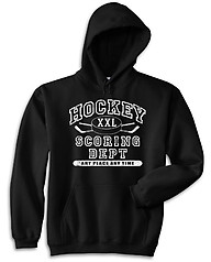 Pure Sport Hooded Hockey Sweatshirt: Hockey Athletic