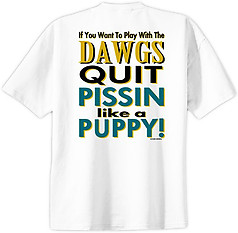 Pure Sport Basketball T-Shirt: Play with the Dawgs