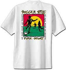 Pure Sport Soccer T-Shirt: Soccer Style