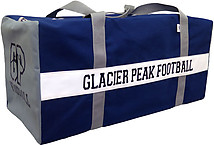 Canvas Custom Football Team Equipment Bag (16