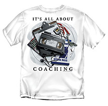 Coaching T-Shirt: It's All About Coaching