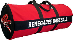 Canvas Custom Baseball/Softball Team Equipment Bag (13