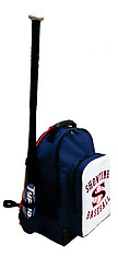 Custom Baseball/Softball Team Equipment Backpack (18