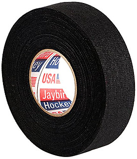 Black Cloth Hockey Tape ValuPaks