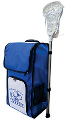 Custom Lacrosse Team Equipment Backpack (25
