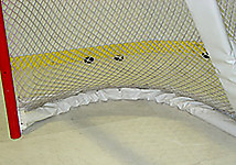 Hockey Goal Pad Set
