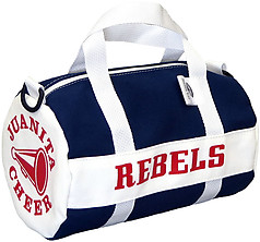 Canvas Custom Mini Duffle Bag (6