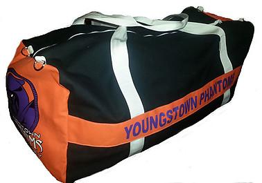 Canvas Custom Hockey Team Equipment Bag 16