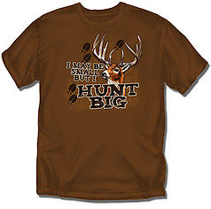 Coed Sportswear Youth Hunting T-Shirt: Hunt Big
