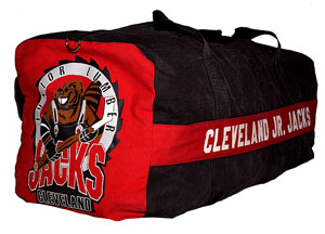Custom Hockey Team Equipment Bags Custom Made To Your Specifications