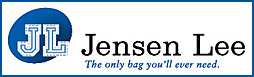 Jensen Lee sports equipment bags are custom designed especially for you!